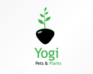 宠物和植物