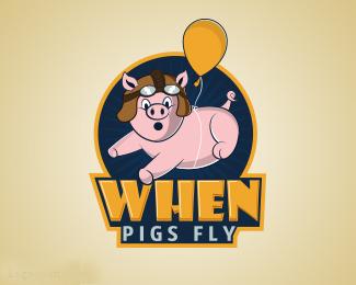 卡通电影飞天猪