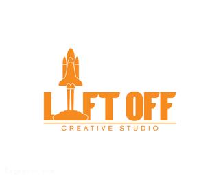 升空创意工作室标志