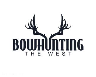 动物标志Bowhunting