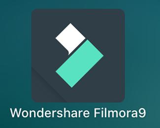 视频剪辑软件 Wondershare Filmora标志