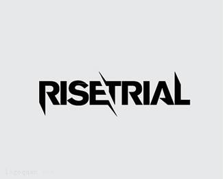 国外乐队商标RISETRIAL