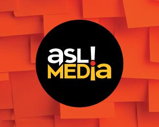 马来西亚吉隆坡广告公司标志ASLIMEDIA