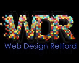 创意标志WDR