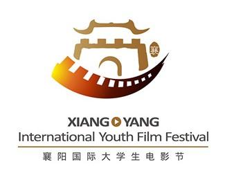 襄阳国际大学生电影节标志