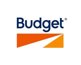 美国加州洛杉矶跨国汽车租赁公司Budget标志