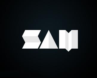 个人品牌标志SAW