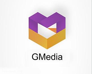 媒体公司的标志GMedia