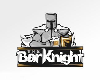 中世纪的酒吧或餐厅 酒吧骑士