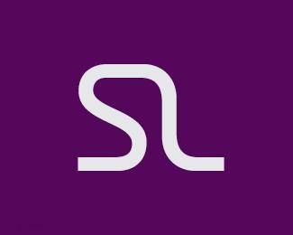 组合图形标志SL
