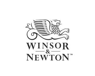 温莎牛顿颜料品牌标志