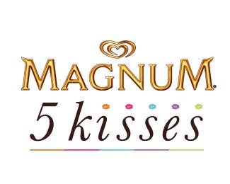 德阳甜蜜的5个吻冰淇淋品牌标志