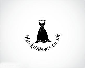 西安黑色连衣裙