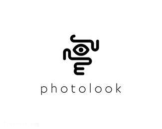 眼睛象征相机photolook