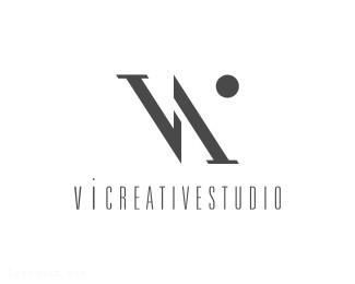 VI创意工作室标志设计