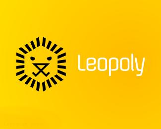 抽象狮子头Leopoly