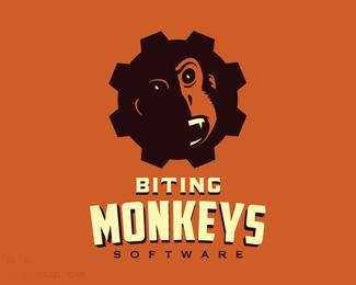 意大利软件开发公司标志猴子软件