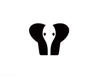 银川大象logo标志