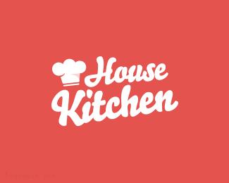 家庭烹饪家的厨房HouseKitchen