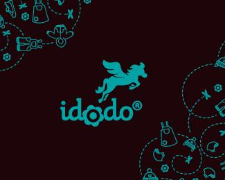 儿童服装经销商品牌商标idodo