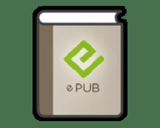 ePub阅读器应用图标