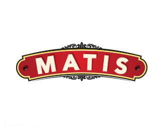 肉类生产商马帝斯商标