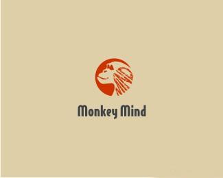 猴子心灵图标