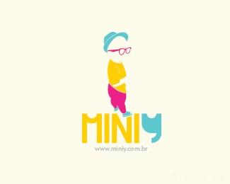 时尚童装标志MiniY