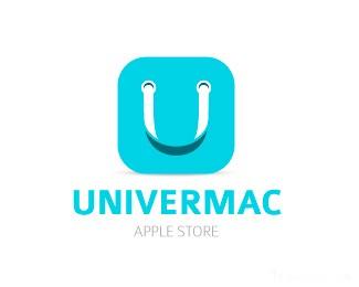 苹果商店标志Univermac