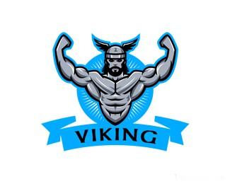 健身房标志VIKING