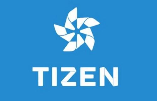 英特尔和三星电子研发操作系统Tizen中文名:泰泽标志