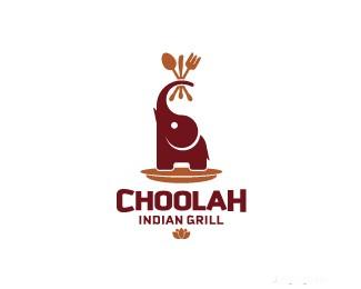 国外标志Choolah