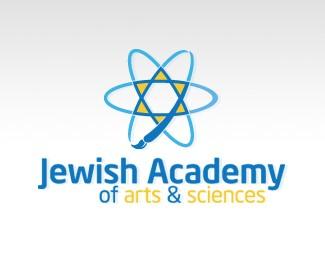 犹太学院艺术与科学学校Jewish Academy标志