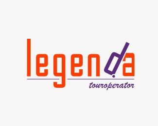 旅游标志Legenda