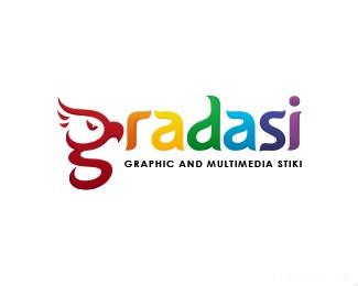 国外某大学的平面设计gradasi